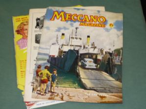 MECCANO MAGAZINE 1962 January Vol XLV1I No.1